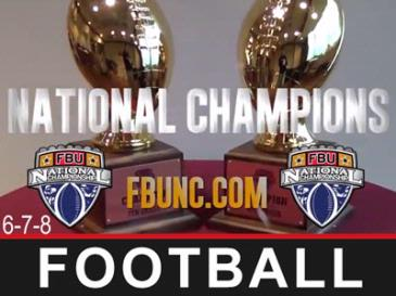 Football University National Championship