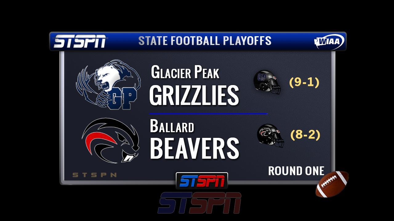 Glacier Peak Ballard Football