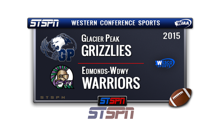 Glacier Peak Edmonds-Wdwy Football