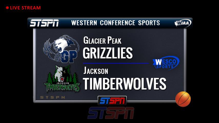 Glacier Peak Jackson Basketball