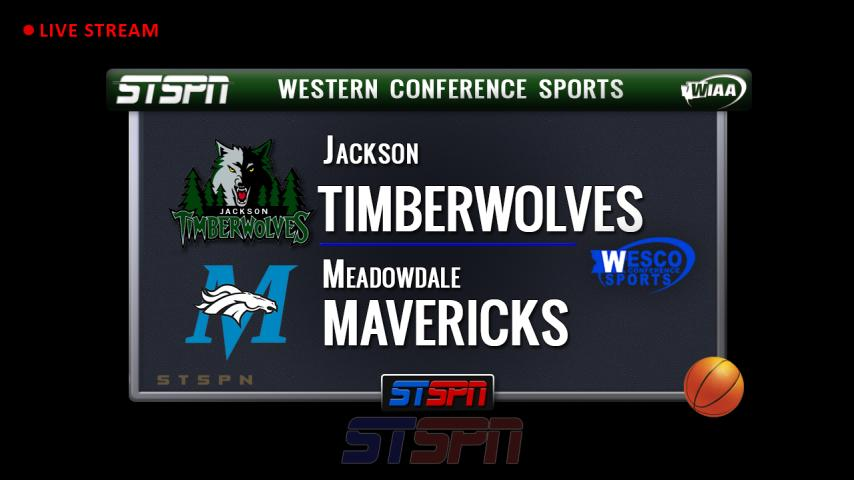 Jackson Meadowdale Basketball